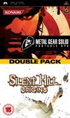 Metal Gear Solid Portable Ops / Silent Hill Origins Double Pack