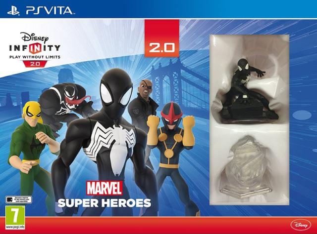 Disney Infinity 2 0 Edition Marvel Super Heroes Box Shot For Playstation Vita Gamefaqs