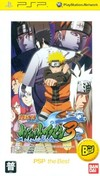 Naruto Shippuden: Narutimate Accel 3 (PSP the Best) (AS)