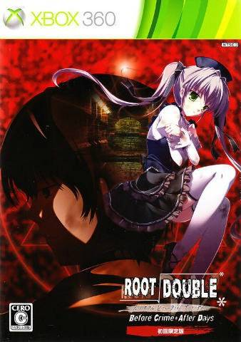 Root Double: Before Crime * After Days (Limited Edition) Box Front