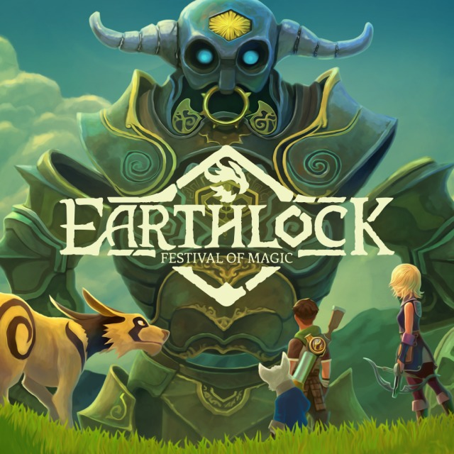 Earthlock: Festival of Magic Box Front