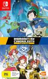 Digimon Story Cyber Sleuth: Complete Edition (AU)