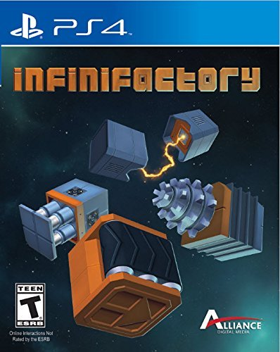Infinifactory Box Front
