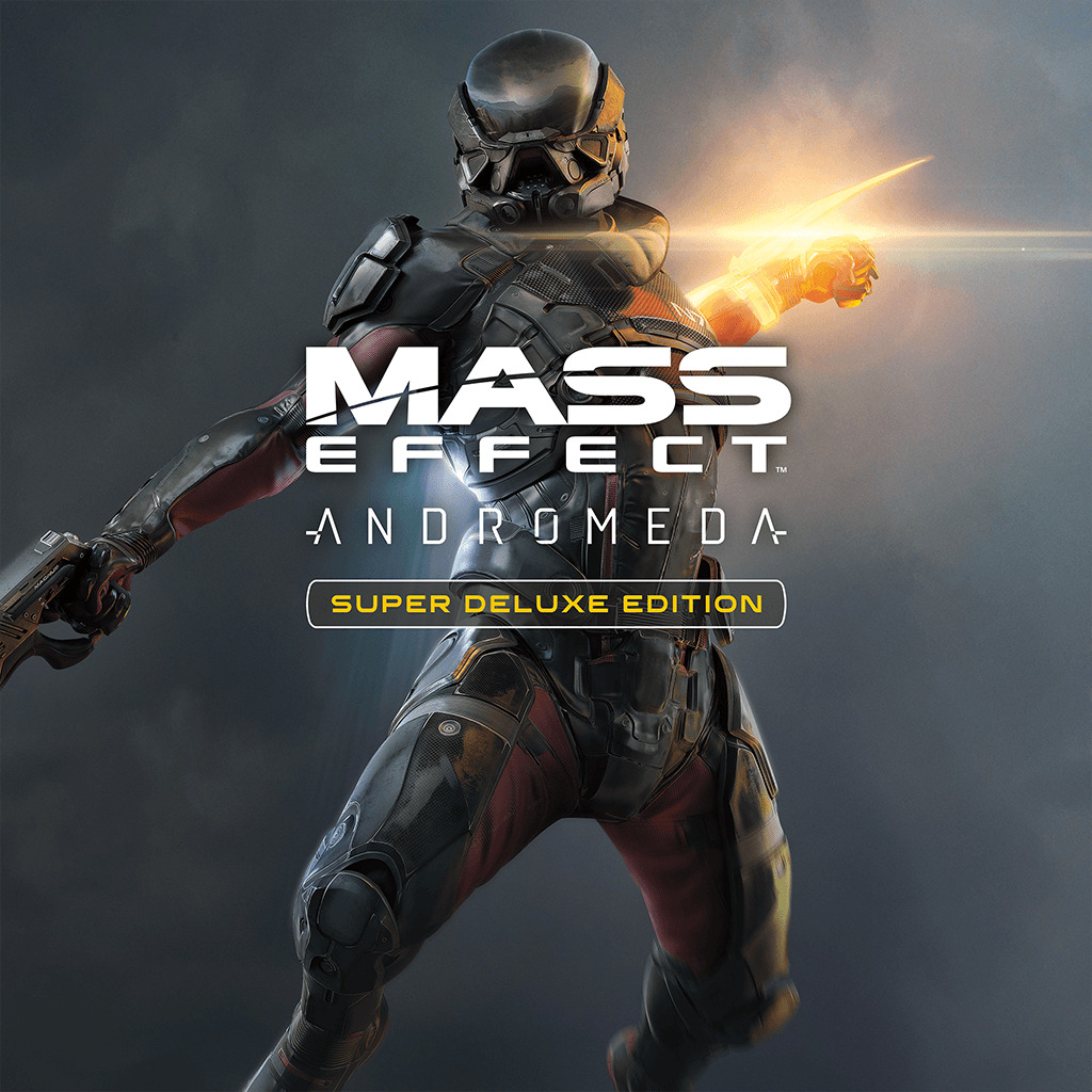 Mass Effect: Andromeda (Super Deluxe Edition) Box Front