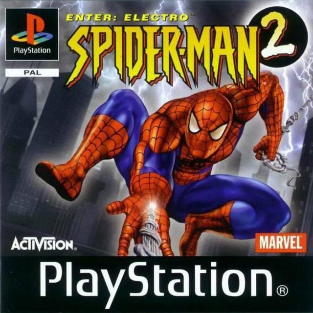 Spider-Man 2: Enter: Electro Box Shot for PlayStation - GameFAQs