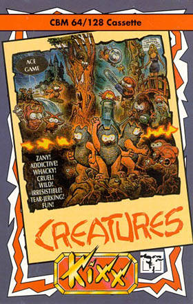 Creatures (Budget) Box Front