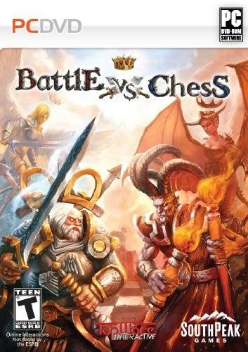 Battle vs Chess Box Front