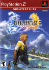 Final Fantasy X (Greatest Hits) (US)
