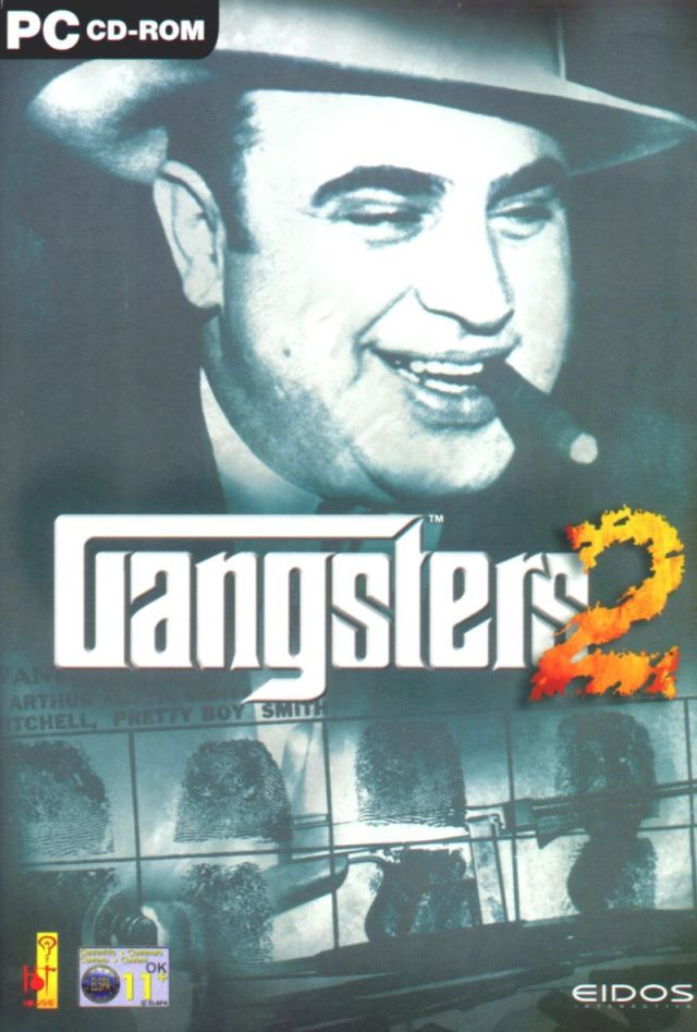 Gangsters 2 Box Front
