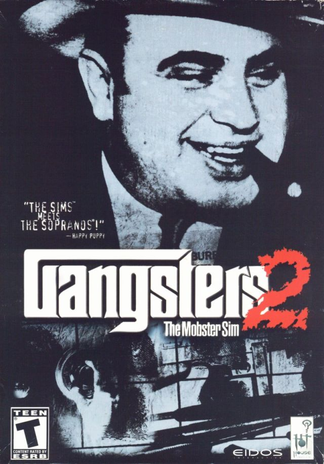 Gangsters 2: Vendetta Box Front