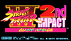 Street Fighter III: 2nd Impact - Giant Attack