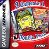 2 Games in 1 Double Pack - SpongeBob SquarePants: Battle for Bikini Bottom & Nicktoons: Freeze Frame Frenzy