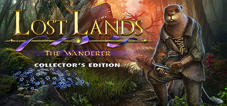 Lost Lands: The Wanderer Box Front