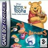 Disney's Winnie the Pooh's Rumbly Tumbly Adventure / Rayman 3