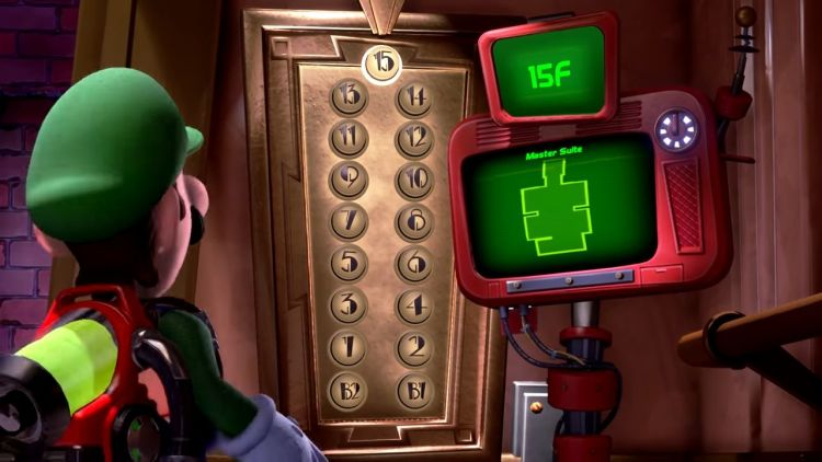 Floor 15 Luigi S Mansion 3 Walkthrough Guide Gamefaqs